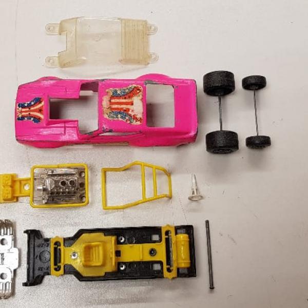 Matchbox Speed Kings K-38 Dragster