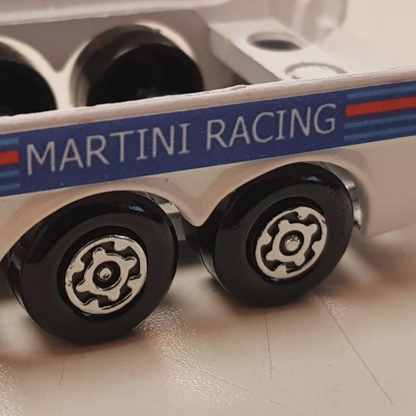 Matchbox Super Kings K-7 / WHITE - MARTINI