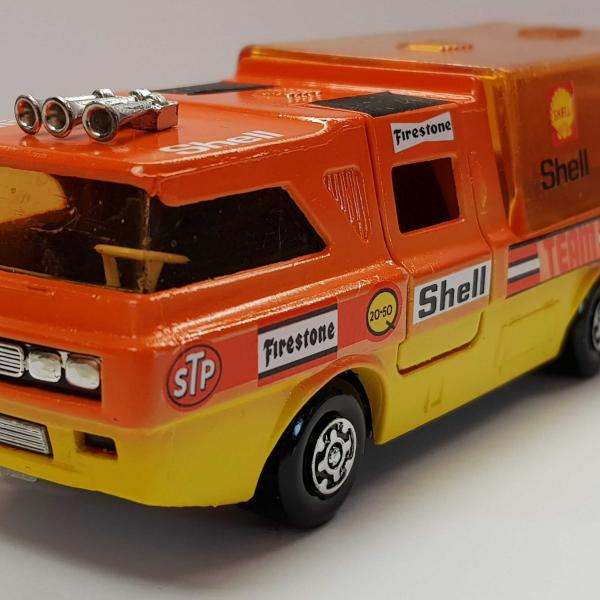 MatchBox Super Kings K-7 / SHELL