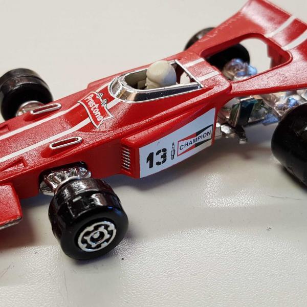Matchbox Speed Kings Formula 1 Indy Race Car STP 34
