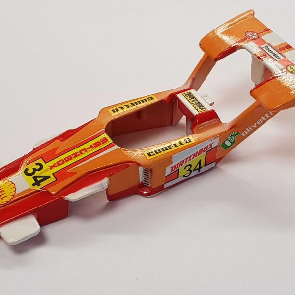 Matchbox Speed Kings FORMULA 1 - K-35