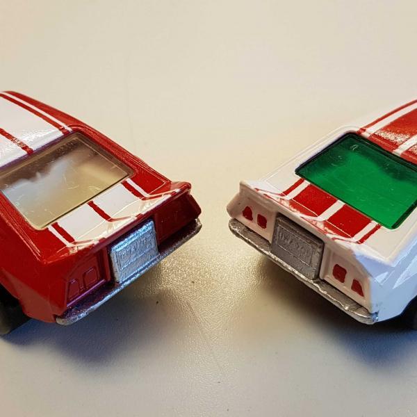 Matchbox Speed Kings K-60 Mustang red & white