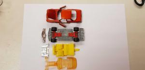 Matchbox Speed Kings K-61/K-46