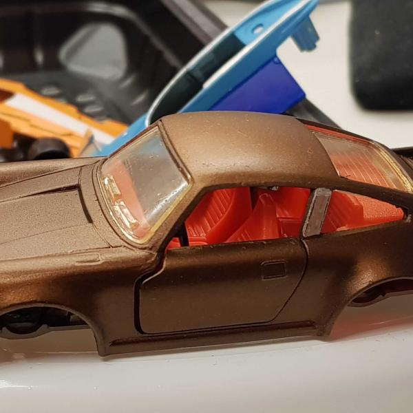 Matchbox Super Kings K-70 Porsche Carrera