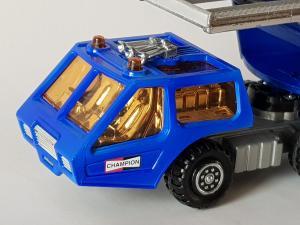 MatchBox Super Kings K-10, r.v.1975 Blue Transporter