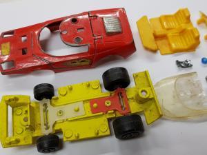 MatchBox Speed Kings K-32/40 SHOVEL NOSE