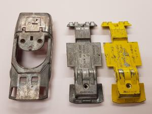 MatchBox Speed Kings K-32/40 II. SHOVEL NOSE