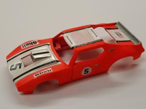 MatchBox Speed Kings K-54 AMX JAVELIN ORANGE