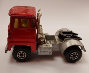 MatchBox Super Kings K-17 SCAMMELL Timber Transport II.