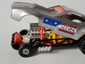 Matchbox Speed Kings K-38 Dragster II.