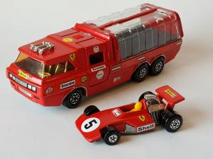 MatchBox Super Kings K-7 Racing