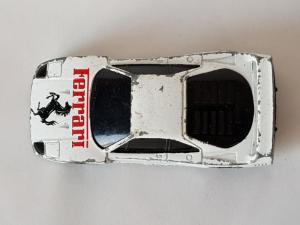 MatchBox FERRARI F40