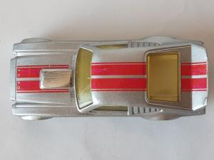 Matchbox Speed Kings K-60 Mustang SILVER
