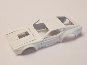 Matchbox SuperFast - Boss Mustang N´44, r.v.1972