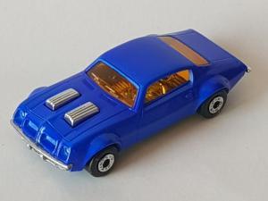 Matchbox SuperFast - Pontiac Firebird  N´4