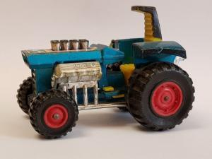 Matchbox Super Kings K-3 Mod Tractor