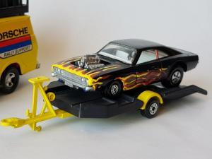 Matchbox Speed Kings K-22 Dodge Dragster