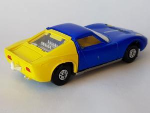 Matchbox Speed Kings K-24 Lamborghini Miura