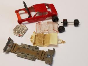 Matchbox SuperFast - Ford Capri N´54