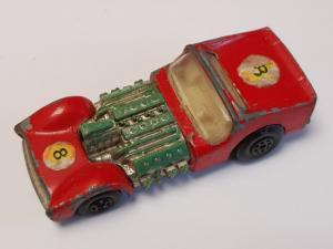 Matchbox SuperFast - ROAD DRAGSTER N´19