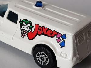 CORGI - DC COSMIC JOKER