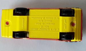 Matchbox Superfast - ALFA GARABO N´75