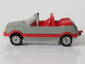 MAJORETTE-Peugeot 205 Cabrio
