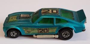 Matchbox Speed Kings K-60 Mustang II GULF